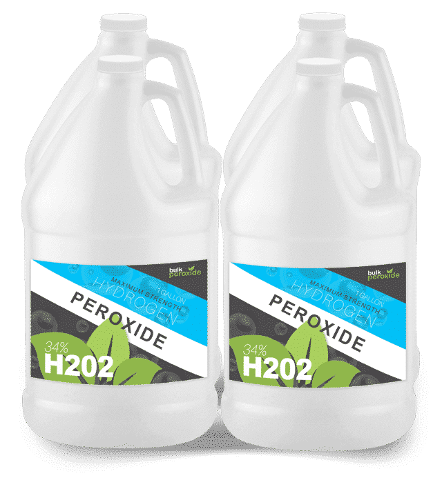 Hydrogen Peroxide Containers