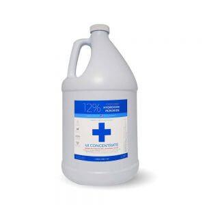 1 Gallon 12% Food Grade Hydrogen Peroxide