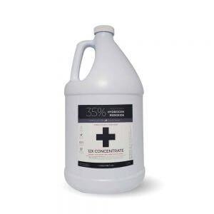 1 Gallon 35% Food Grade Hydrogen Peroxide