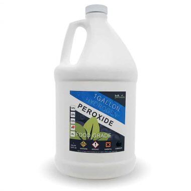 1 Gallon 6% Food Grade Hydrogen Peroxide