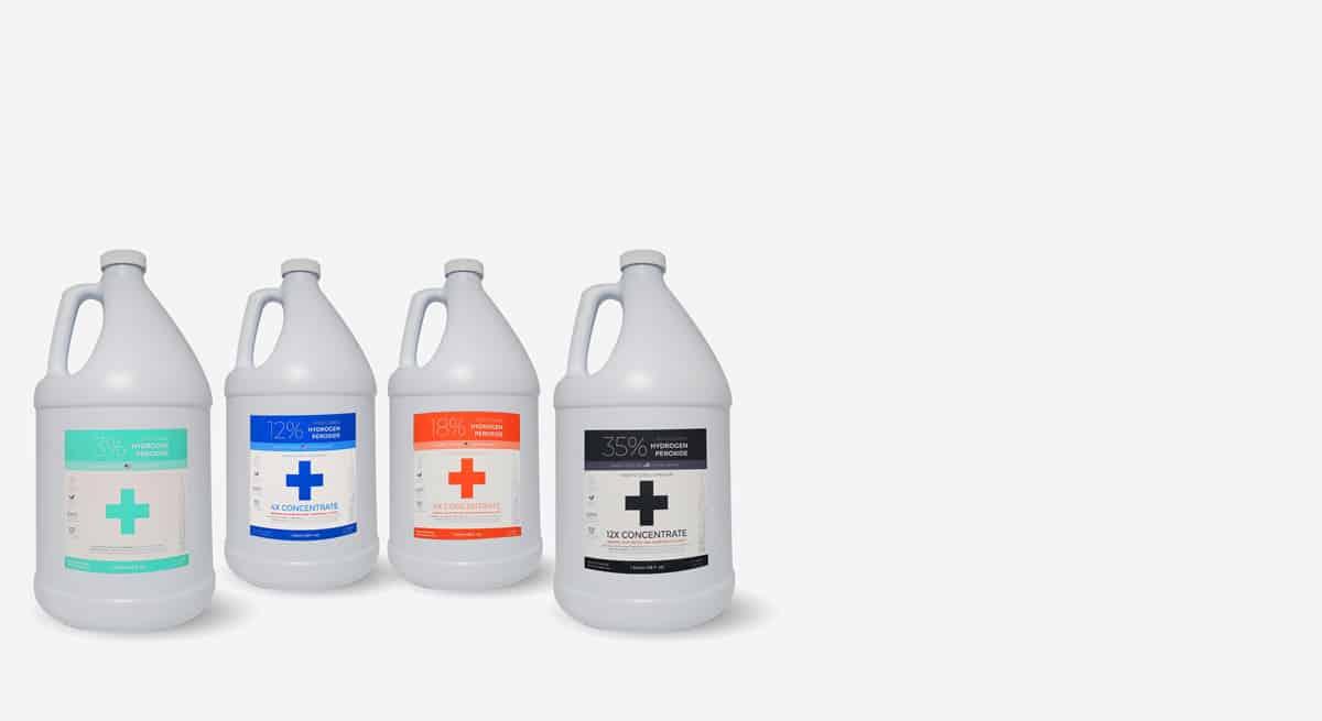 Food Grade Hydrogen Peroixde