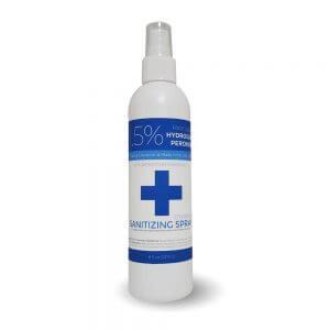 Eyewear Sanitizing Spray