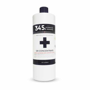 35% Hydrogen Peroxide 32oz